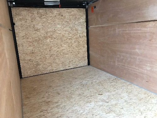 NEW 2018 H&H Trailer 84 in X 16 ft Cargo