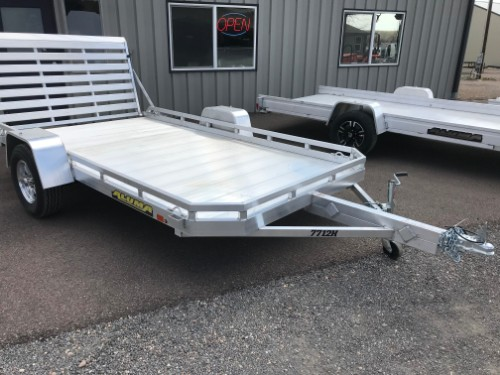 NEW 2020 Aluma 77 in X 12 ft