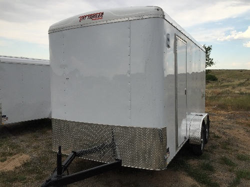 NEW 2017 TNT Trailer 84 in X 14 ft